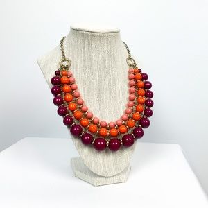 Gorgeous Colorful Beaded Necklace
